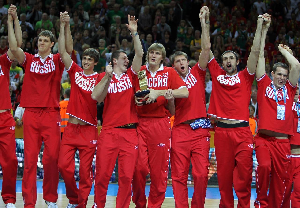 Сборная России по баскетболу 2018