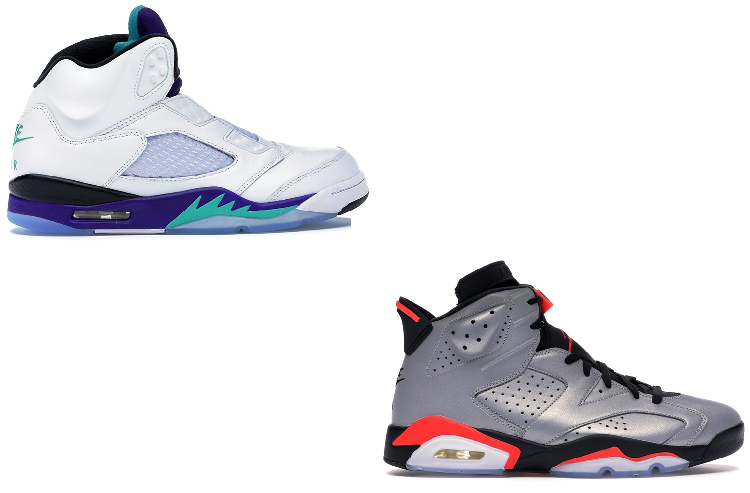 Jordan V & Jordan VI